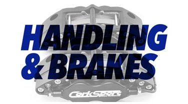 2007-2009 Mazdaspeed 3 Suspension and Braking Parts