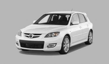 2007-2009 Mazdaspeed 3 Performance Parts