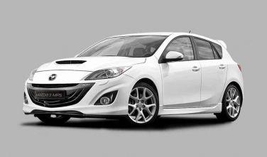 2010-2013 Mazdaspeed 3 Performance Parts